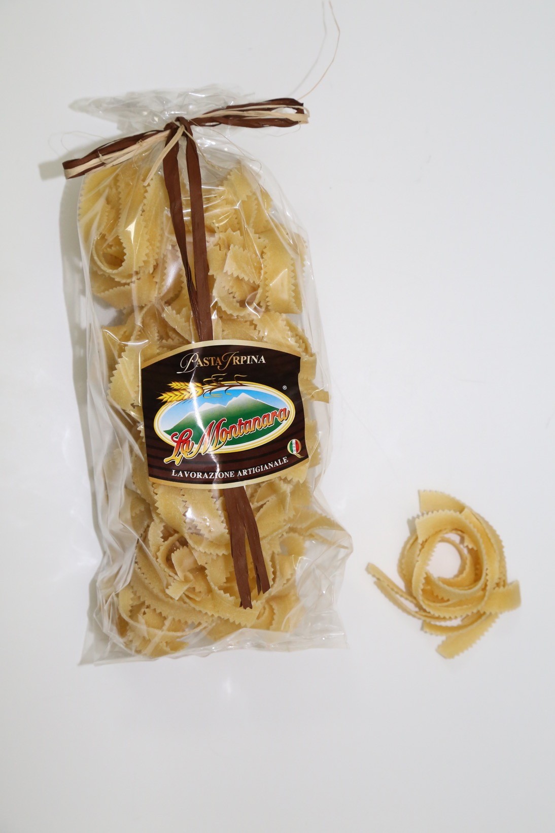 Pappardelle Ricce
